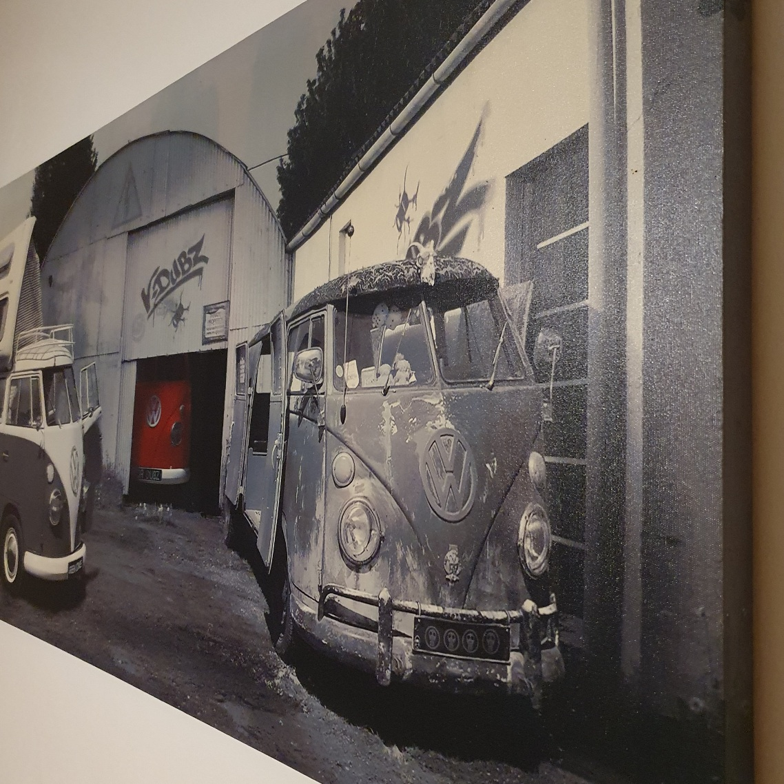 VW Canvas Printing