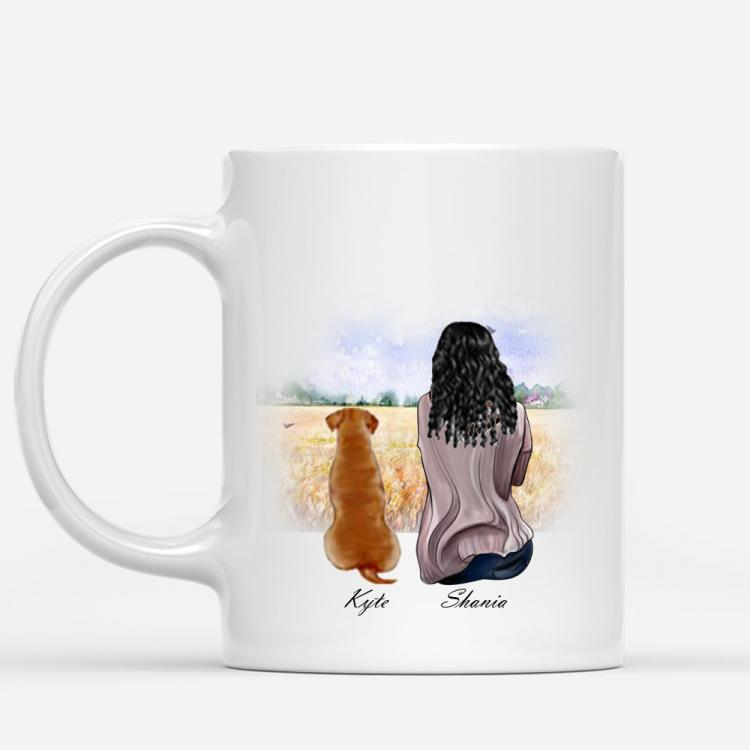 personalised-girl-dog-mug-field-view